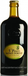 St Peter's Honey - Cerveza Inglesa Porter 50cl