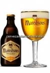 MAREDSOUS BLONDE 6 Botella cerveza 33cl - 6º