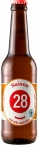28 SAISON Botella Cerveza 33 Cl - 5%