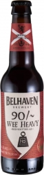 Belhaven Wee Heavy Cerveza Escocesa Ale Scotch 33 Cl