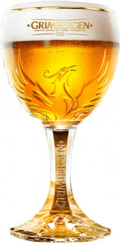 Grimbergen copa 25cl for Copas y vasos para bar